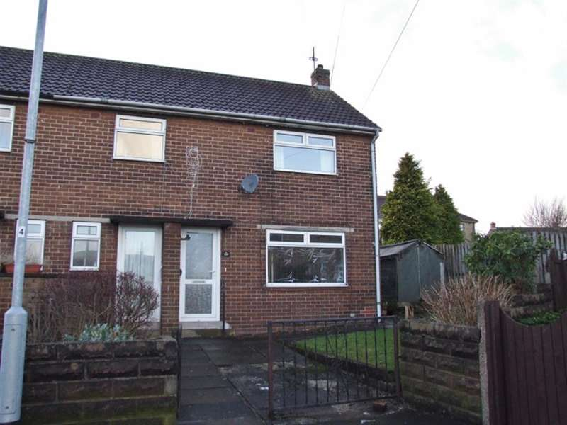 3 Bedrooms Semi Detached House for sale in Highfield Avenue, Greetland, Halifax, HX4 8JD