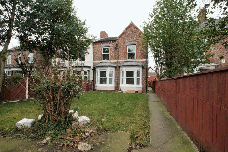 6 Bedrooms Semi Detached House for sale in The Avenue, Middlesbrough
