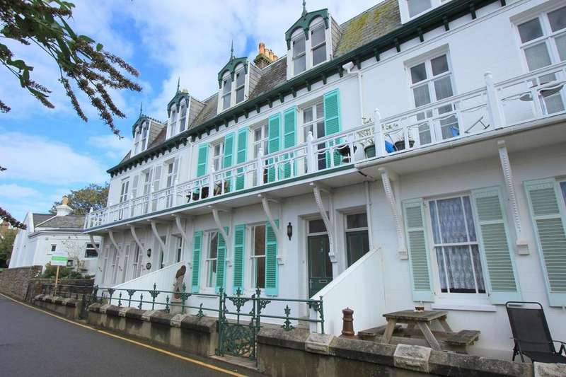 2 Bedrooms Terraced House for sale in La Rue du Hocq, St Clement, Jersey, JE2