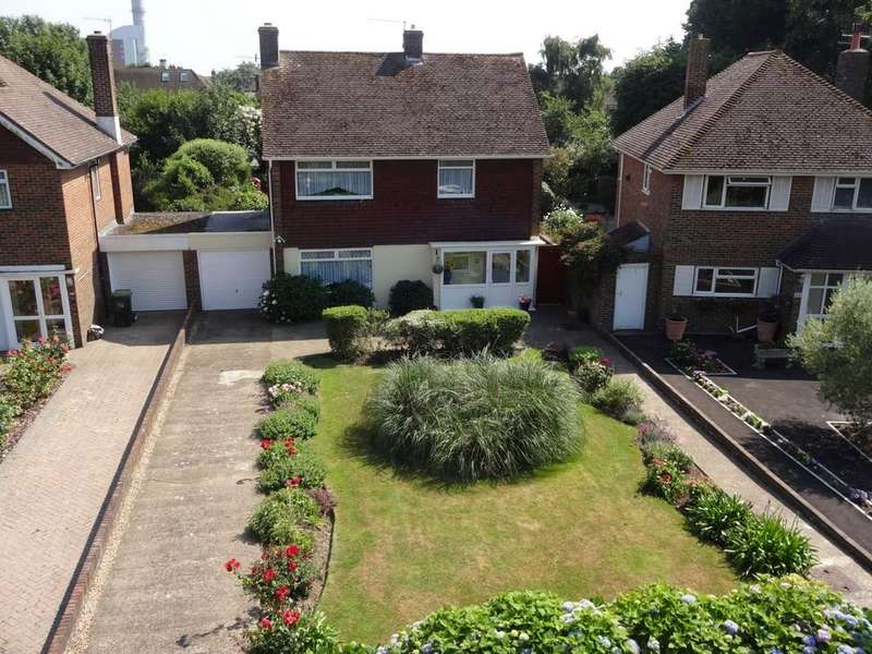 3 Bedrooms Detached House for sale in Glebe Close, Southwick