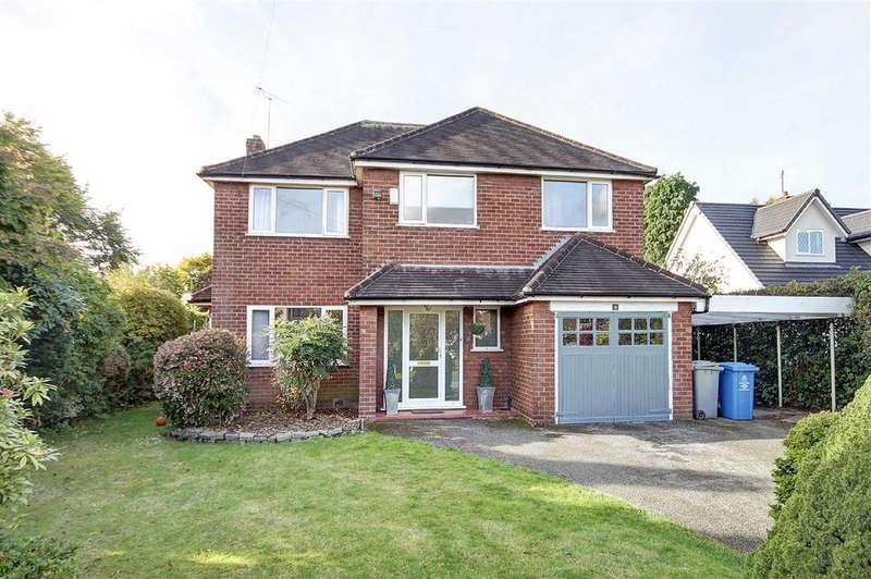 4 Bedrooms Detached House for sale in Churchfields, Bowdon, Cheshire