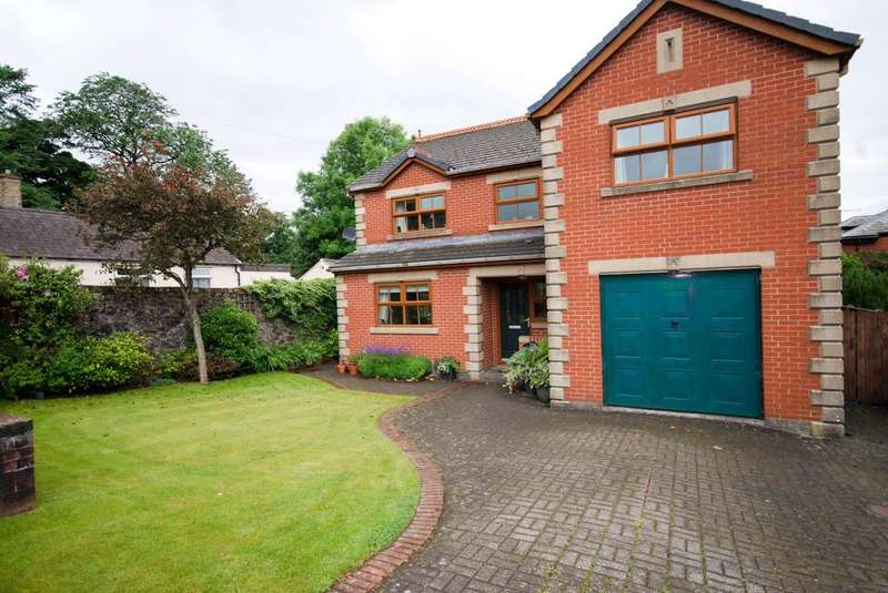 5 Bedrooms Detached House for sale in Macclesfield Road, Buxton