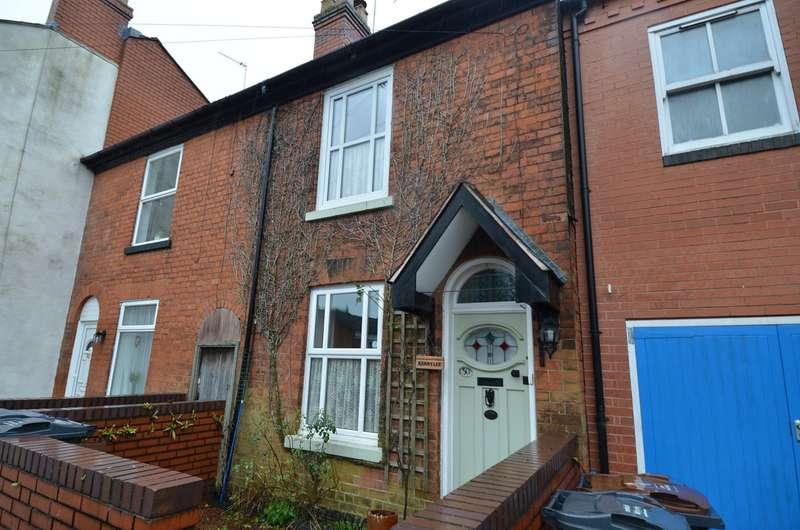 2 Bedrooms Cottage House for sale in Albert Road, Kings Heath, Birmingham, B14