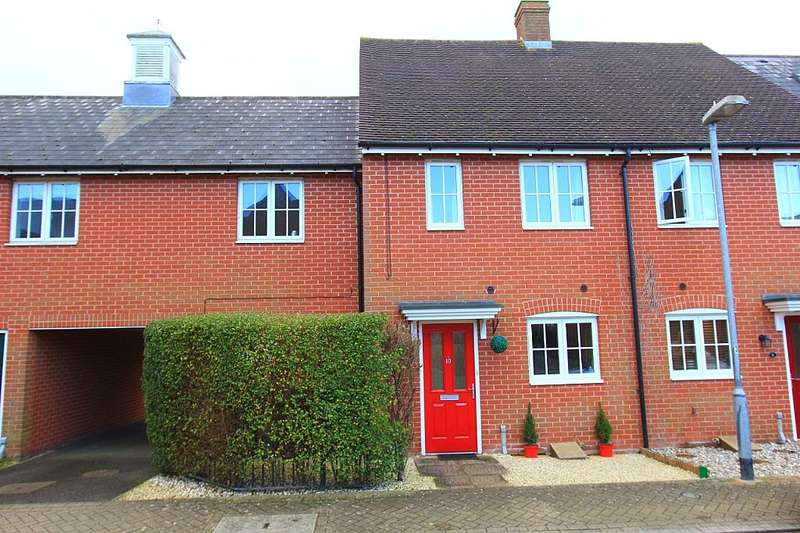 2 Bedrooms Terraced House for sale in Rose Allen Avenue, Colchester, Essex, CO2 8WL