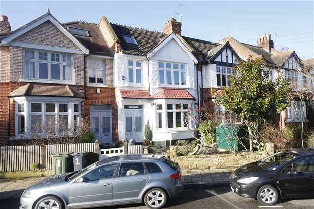 4 Bedrooms Terraced House for sale in Brockwell Park Gardens, Herne Hill