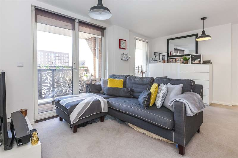 1 Bedroom Flat for sale in Pandora Court, 8 Robertson Road, London, E16