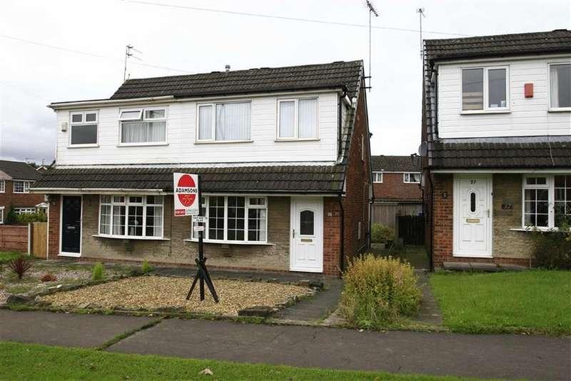 3 Bedrooms Semi Detached House for sale in 35, Birch Road, Wardle, Rochdale, OL12