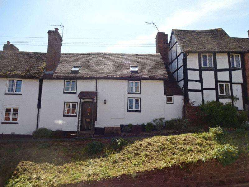3 Bedrooms Terraced House for sale in Wyre Hill Bewdley DY12 2UE