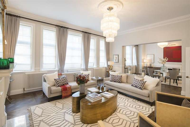 4 Bedrooms Apartment Flat for sale in Prince Albert Road, London