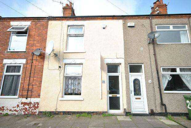 2 Bedrooms Terraced House for sale in Joseph Street, Grimsby