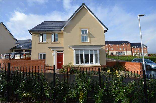 4 Bedrooms Detached House for sale in Clover Drive, Dawlish, Devon