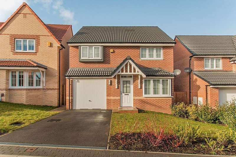4 Bedrooms Detached House for rent in Dempsey Close, Wakefield, WF2