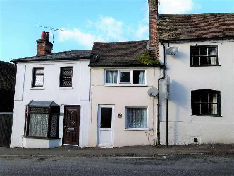 2 Bedrooms Terraced House for sale in Newbury Street, Whitchurch