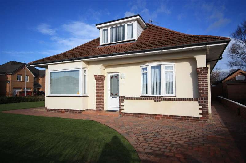 3 Bedrooms Bungalow for sale in Pearson Drive, Renfrew