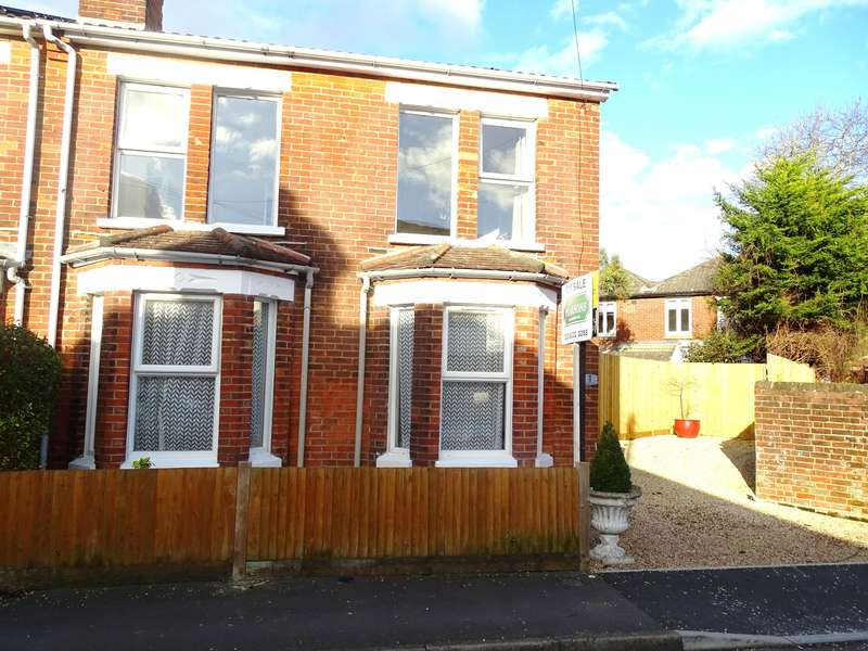 2 Bedrooms End Of Terrace House for sale in Andover Road ,Shirley , Southampton