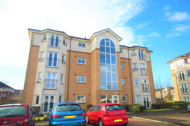 2 Bedrooms Flat for sale in Highgrove Court, Renfrew, PA4