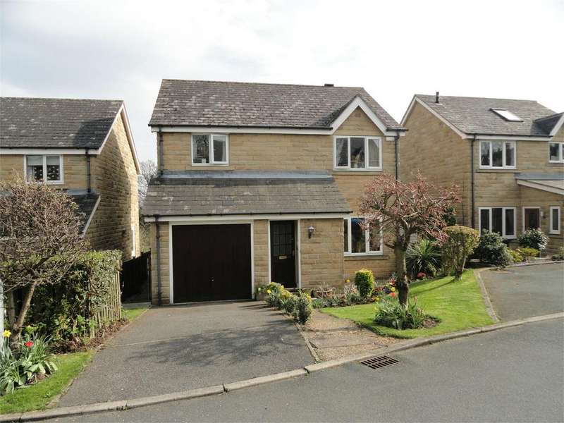 4 Bedrooms Detached House for sale in Ponyfield Close, Birkby, Huddersfield, West Yorkshire, HD2