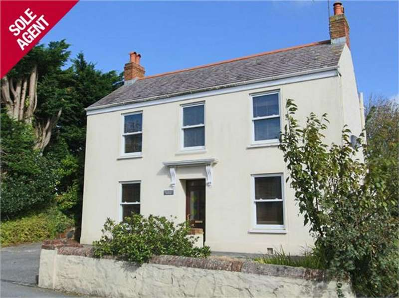 3 Bedrooms Detached House for sale in Bramall House, Route des Blanches, St Martin's