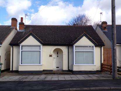 3 Bedrooms Bungalow for sale in Brighton Avenue, Syston, Leicester, Leicestershire