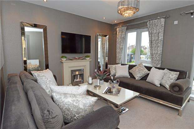 4 Bedrooms Property for sale in The Hawkcombe, Bramble Way, Combe Down, BATH, Somerset, BA2 5DR