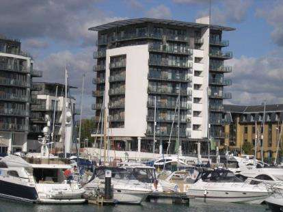2 Bedrooms Flat for sale in 31 Channel Way, Southampton, Hampshire