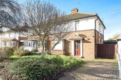 3 Bedrooms Semi Detached House for sale in Homemead Road, Bromley