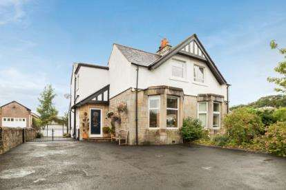 3 Bedrooms Semi Detached House for sale in Causewayhead Road, Stirling