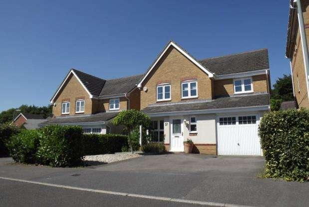 4 Bedrooms Detached House for sale in Beggarwood, Basingstoke, Hampshire