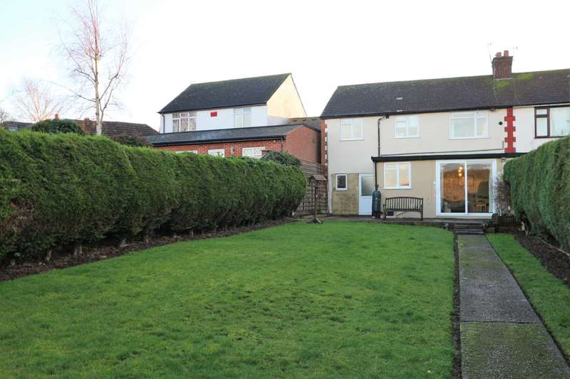 4 Bedrooms Semi Detached House for sale in Tonford Lane, Canterbury