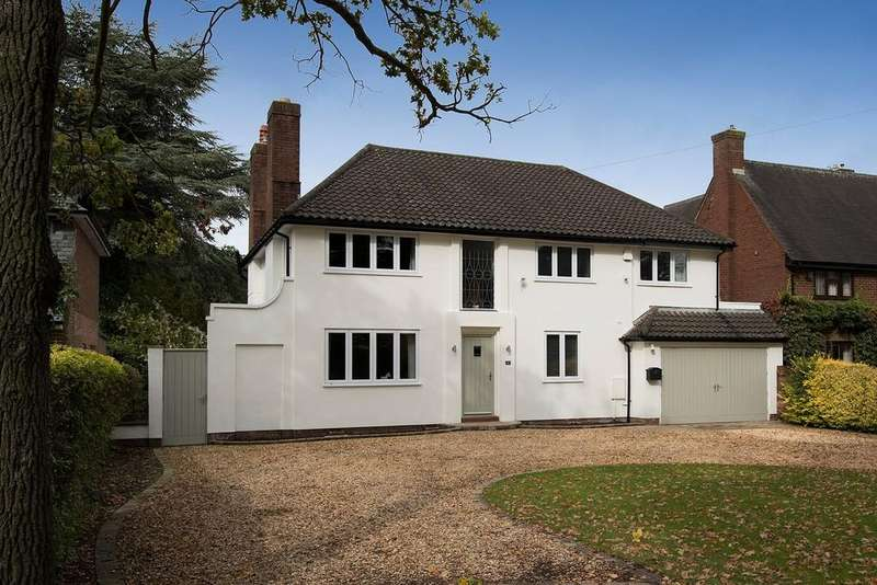 5 Bedrooms Detached House for sale in Jacobean Lane, Knowle