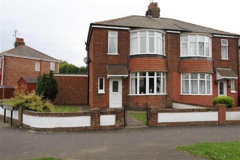 3 Bedrooms Semi Detached House for sale in Queensgate, Bridlington, East Yorkshire, YO16