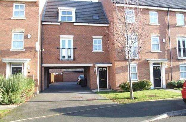 2 Bedrooms Apartment Flat for rent in Scott Street, Tipton, DY4 7AG
