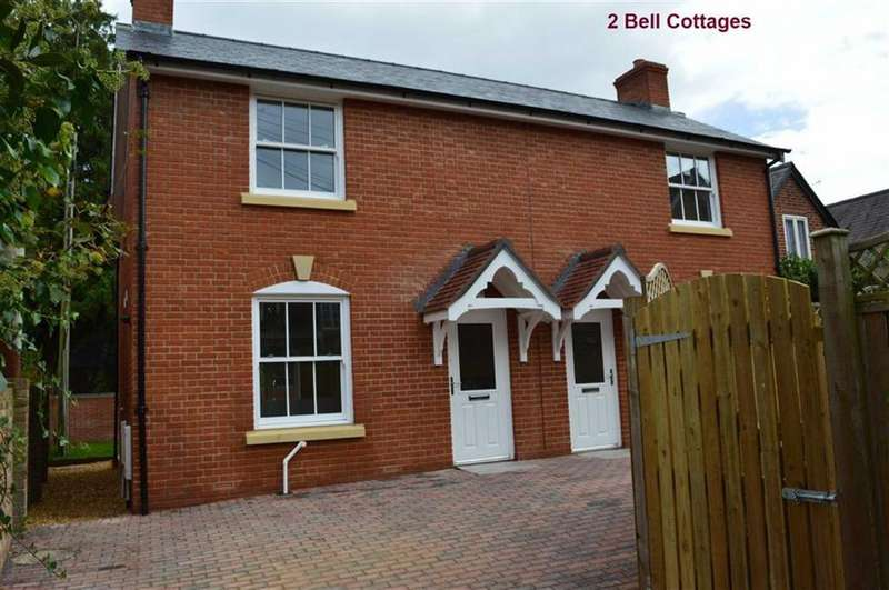 2 Bedrooms Semi Detached House for sale in High Street, Wimborne, Dorset