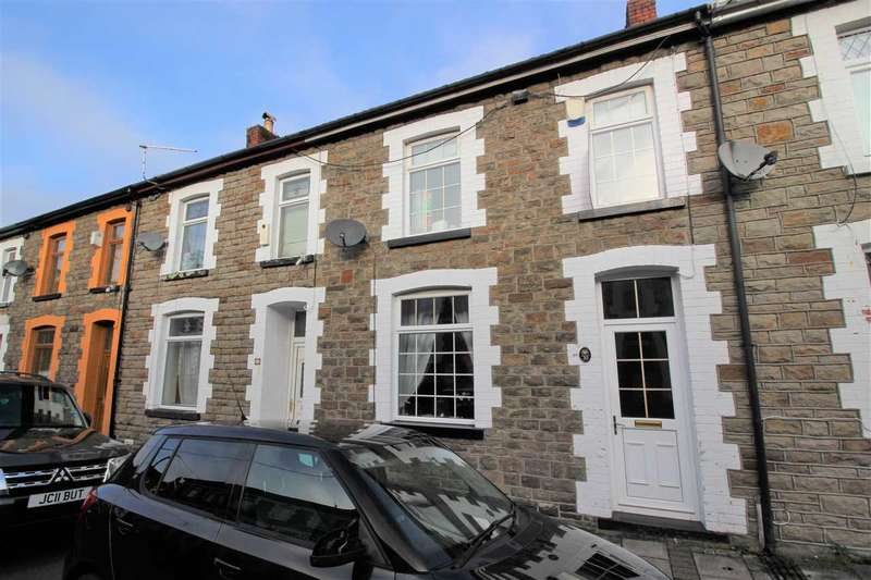 3 Bedrooms Terraced House for sale in Rickard Street, Porth