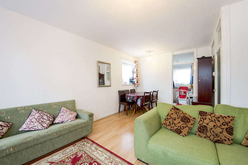 2 Bedrooms Flat for sale in Plaistow Road, London, E15