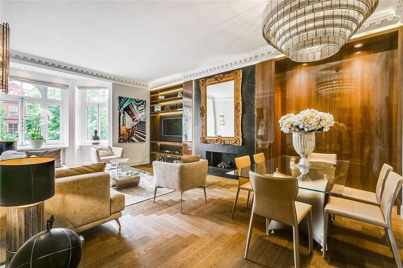 2 Bedrooms Flat for sale in Hans Place, Knightsbridge, London