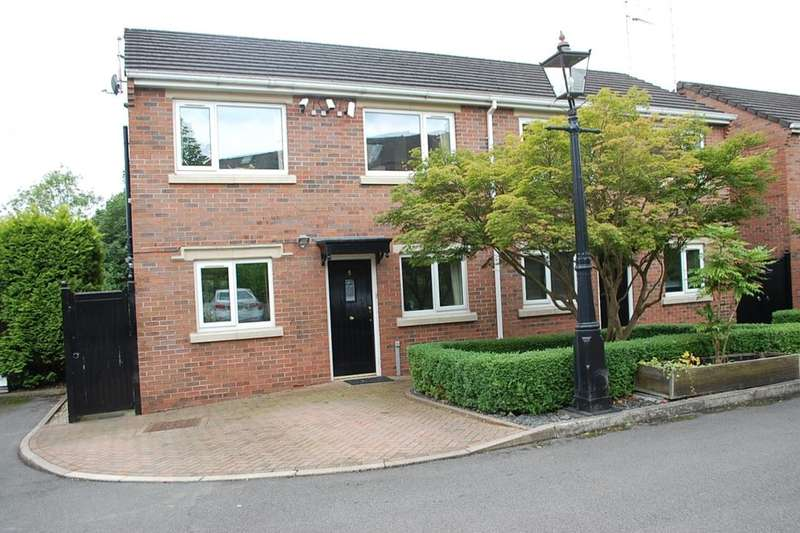 3 Bedrooms Semi Detached House for sale in Crawford Mews, Ashton-Under-Lyne, OL6