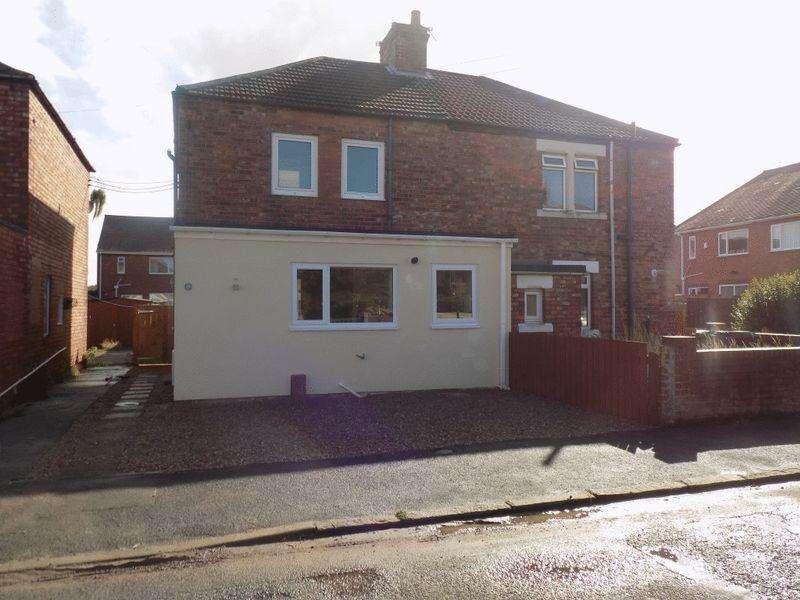 3 Bedrooms Semi Detached House for sale in Hartford Crescent, Bedlington