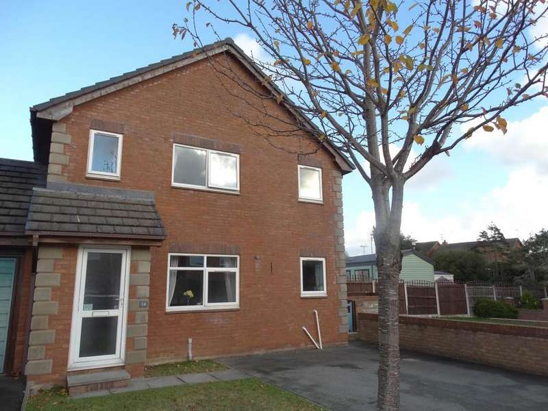 2 Bedrooms Detached House for sale in 14 Farrington Court, Penrhyn Bay, LL30 3FG
