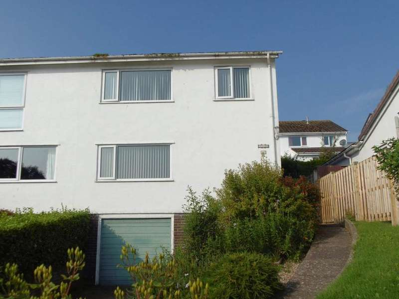 3 Bedrooms Semi Detached House for sale in 10 Llys Sychnant, Conwy, LL32 8RB