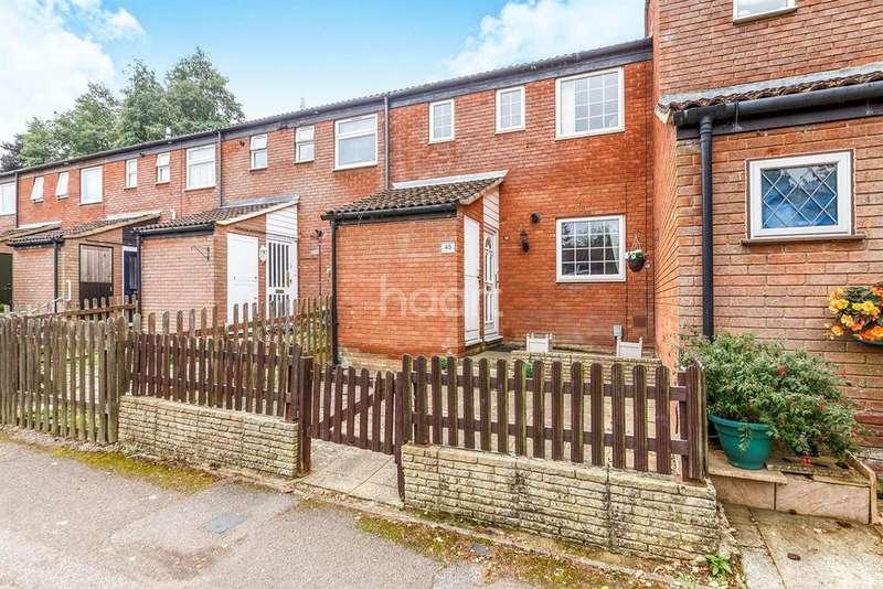 2 Bedrooms Terraced House for sale in Kimbolton Crescent, off Hertford Road, Stevenage