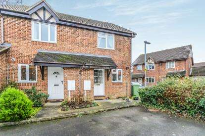 2 Bedrooms Semi Detached House for sale in Buckwell Close, Wellingborough, Northamptonshire, England