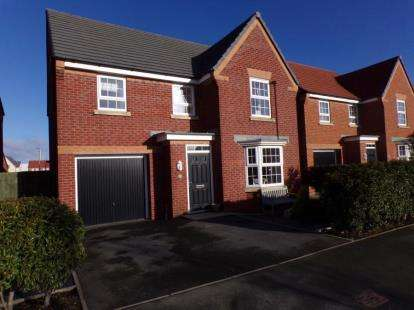 4 Bedrooms Detached House for sale in Hawthorn Drive, Thornton-Cleveleys, FY5