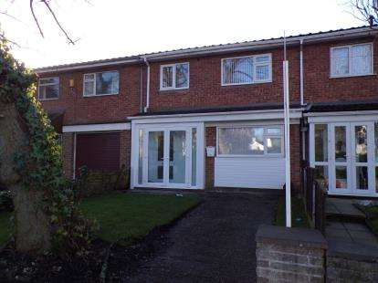 4 Bedrooms Terraced House for sale in Fairfield Crescent, Liverpool, Merseyside, England, L6