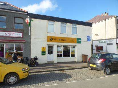 Retail Property (high Street) Commercial for sale in Y Maes, Pwllheli, Gwynedd, LL53