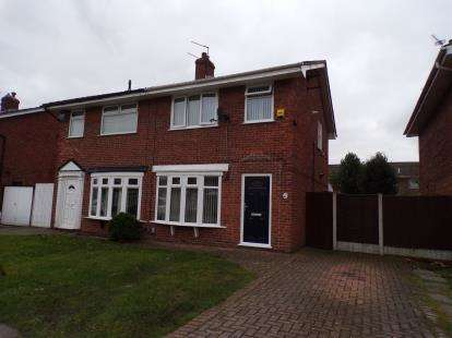 3 Bedrooms Semi Detached House for sale in Sawdon Avenue, Southport, Lancashire, Uk, PR8