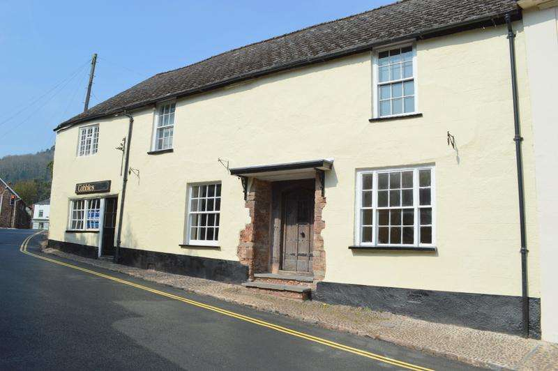 4 Bedrooms Unique Property for sale in 14/16, Church Street, Dunster TA24