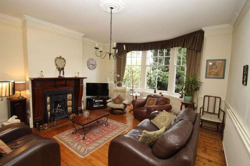 3 Bedrooms Flat for sale in Stoneygate Road, Stoneygate, Leicester LE2