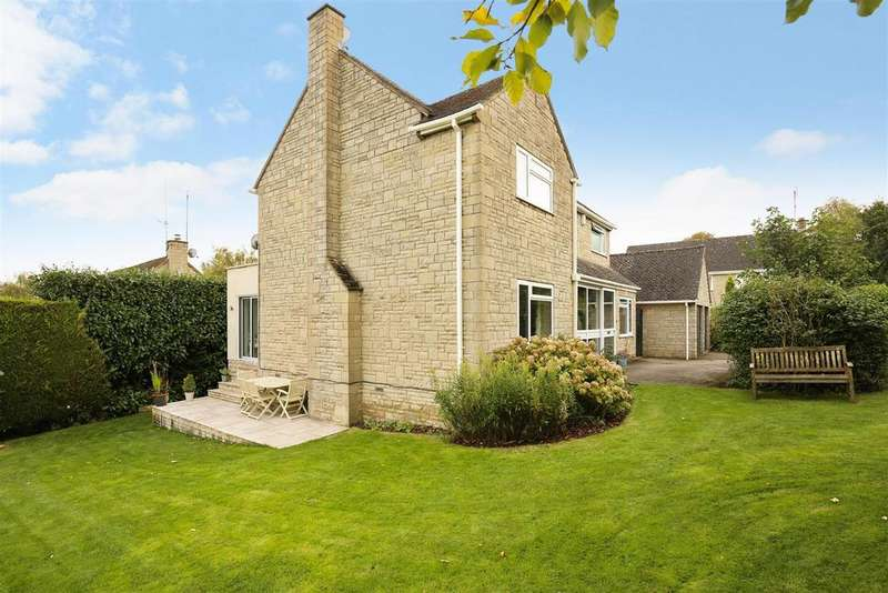 4 Bedrooms Detached House for sale in Rodborough Common, Stroud