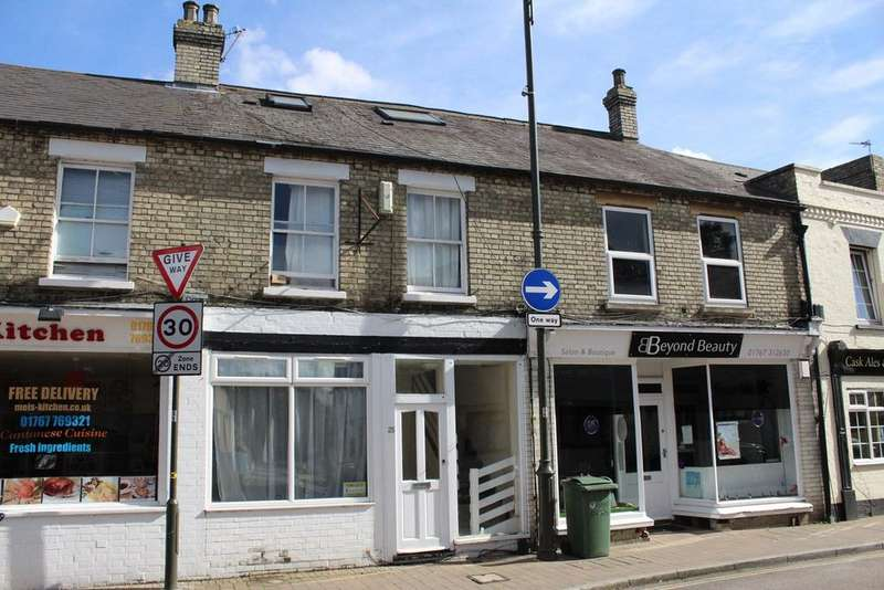 1 Bedroom Flat for sale in Hitchin Street, Biggleswade, SG18